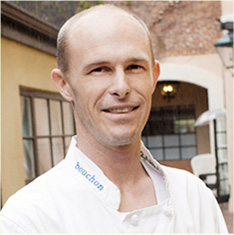 Greg Murphy, Executive Chef of bouchon Santa Barbara